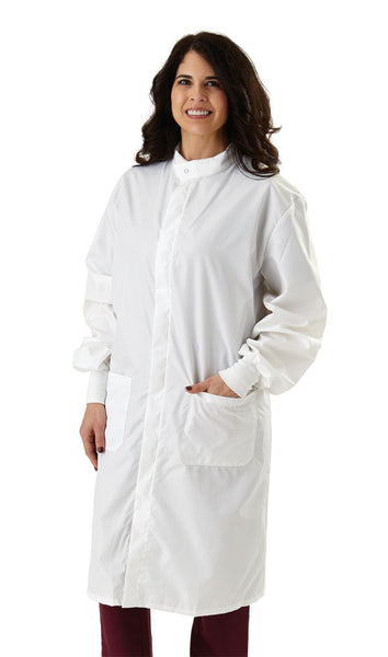 Unisex ASEP A/S Barrier Lab Coat - BH Medwear - 4