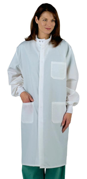 Unisex ASEP Barrier Lab Coats (Up to size 8XL) - BH Medwear - 2