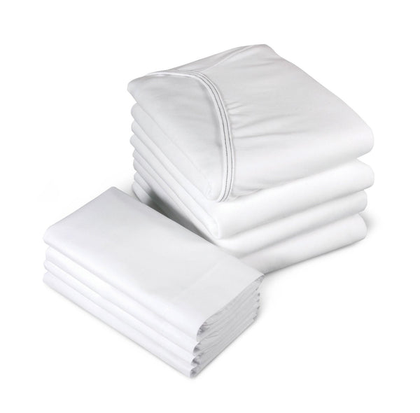 2 Dozen Cotton Cloud T180 Contour Fitted Sheets - BH Medwear