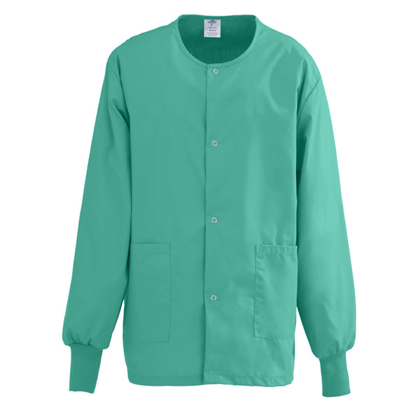 Unisex Encore Two-Pocket Warm-Up Scrub Jackets - BH Medwear - 2
