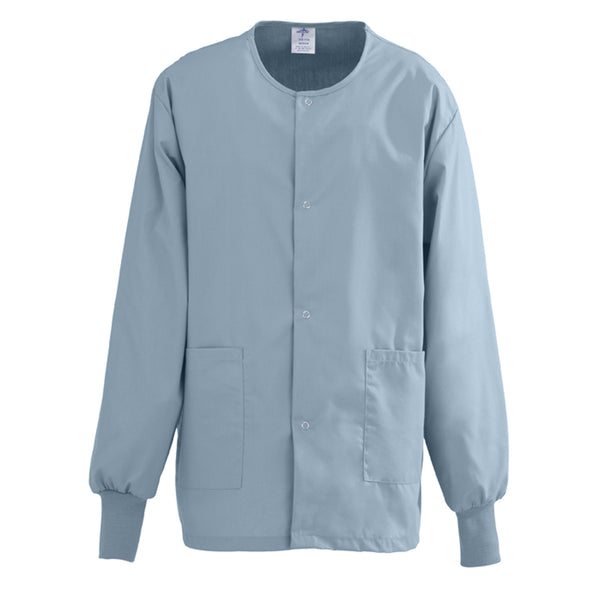 Unisex Encore Two-Pocket Warm-Up Scrub Jackets - BH Medwear - 1