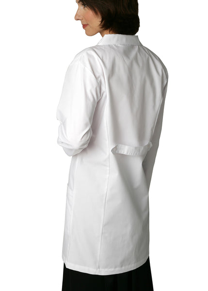 Ladies Slim-Fit Lab Coat - BH Medwear - 2
