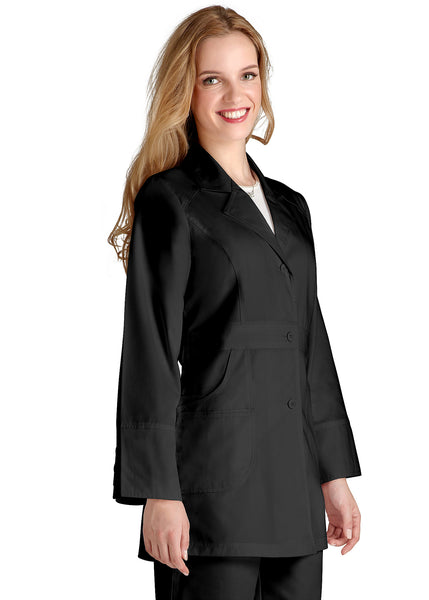 "Adar Universal 32"" Women's Perfection Labcoat - BH Medwear - 1"