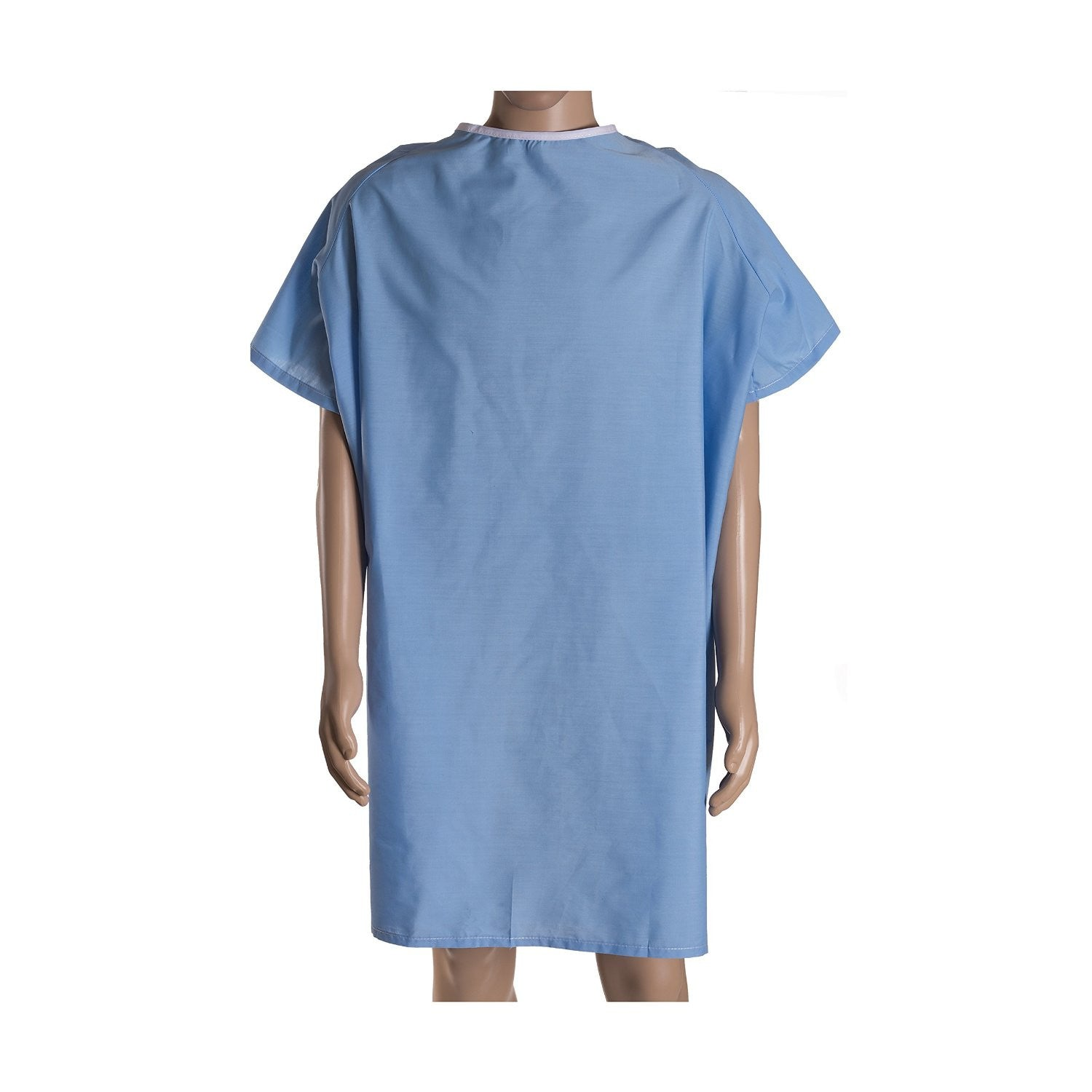 BHmedwear Congenial 3XL - 100% Cotton Hospital Gown - BH Medwear
