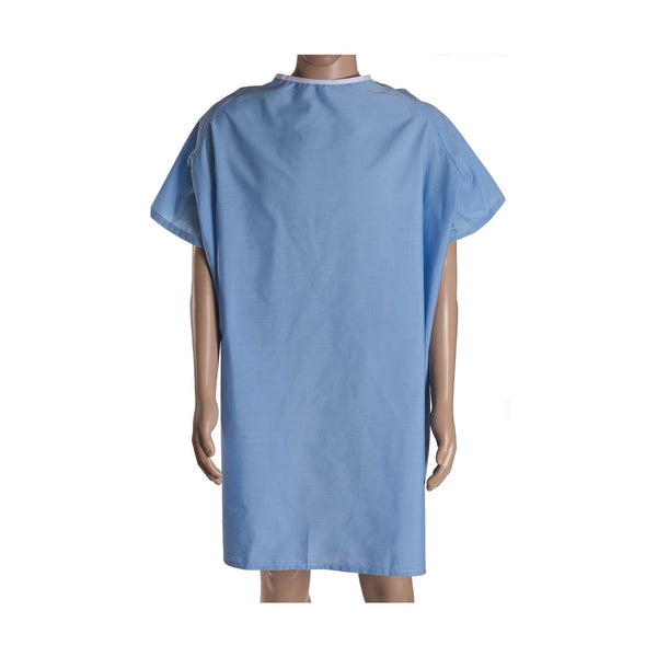 BHmedwear Congenial  3XL - 100% Cotton Hospital Gown - BH Medwear - 1