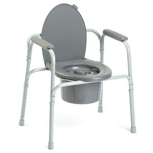 Invacare All-in-One Commode - BH Medwear