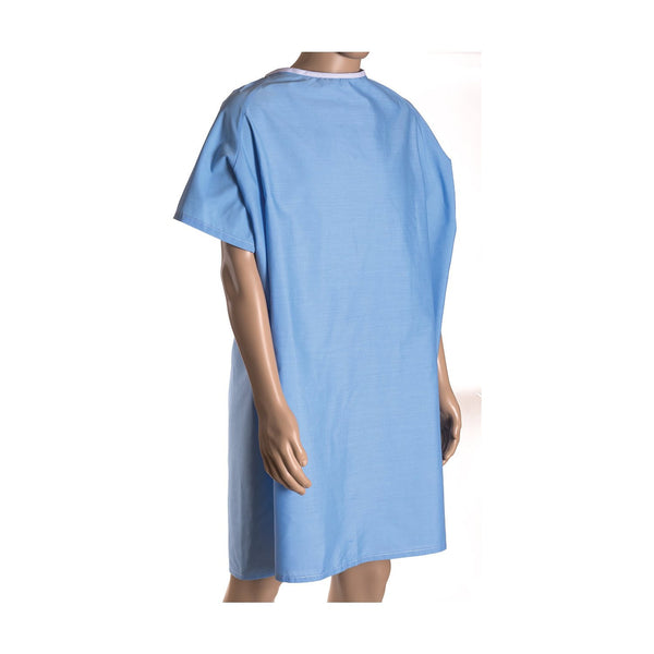 BHmedwear Congenial  3XL - 100% Cotton Hospital Gown - BH Medwear - 2