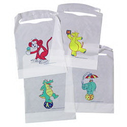BH'S Disposable Child's Poly Bib - BH Medwear - 4