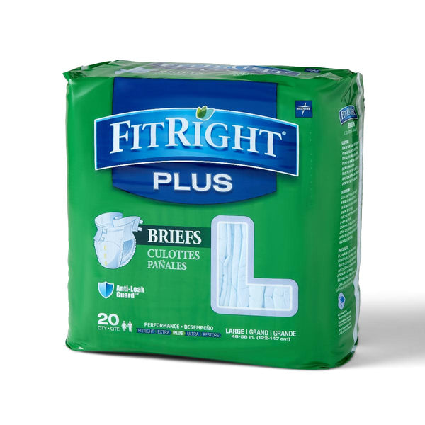 FitRight Adult Plus Briefs - BH Medwear - 3