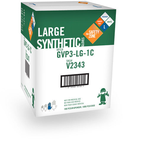 "5 Mil Powder-free Synthetic, ""super Stretch"" Disposable Gloves (Case of 1,000) - BH Medwear - 3"