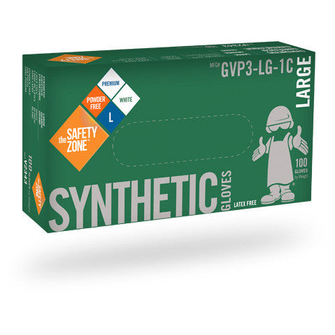 "5 Mil Powder-free Synthetic, ""super Stretch"" Disposable Gloves (Case of 1,000) - BH Medwear - 2"