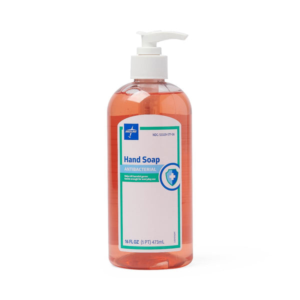 Spectrum Antibacterial Liquid Hand Soap (12 PER CASE)