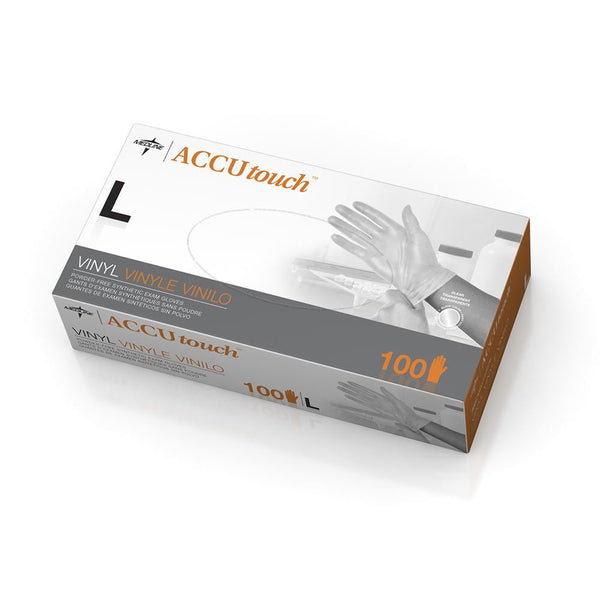 Accutouch Powder-Free, Latex-Free Synthetic Exam Gloves - BH Medwear - 3