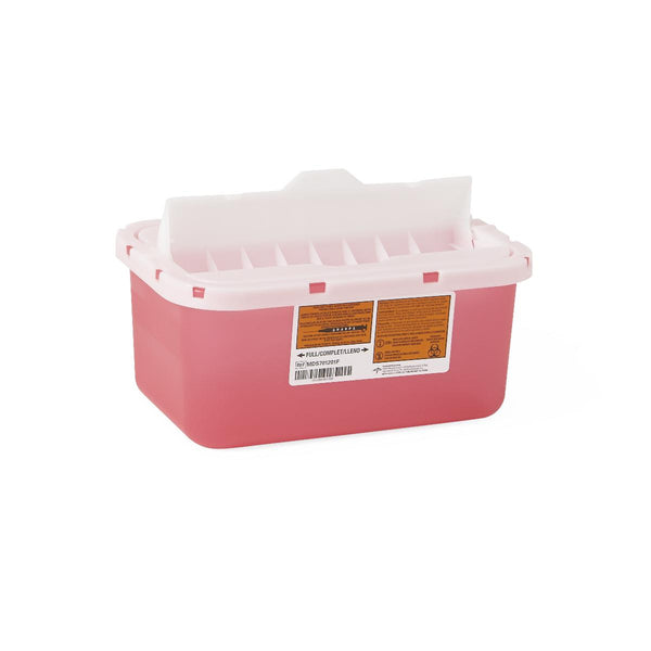 SharpSafety Large Volume Sharps Containers - BH Medwear - 2