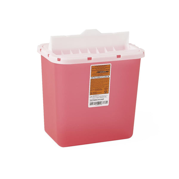SharpSafety Large Volume Sharps Containers - BH Medwear - 1