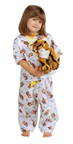 Tired Tiger Pediatric  Pants - BH Medwear - 2
