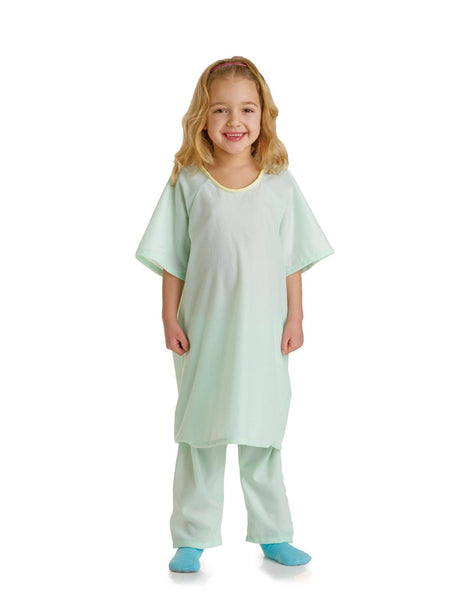 Snuggly Solids Pediatric Gowns (1 dozen) - BH Medwear - 1