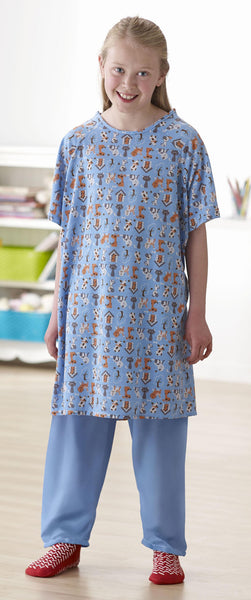 Pet Parade Pediatric Gowns - BH Medwear - 3