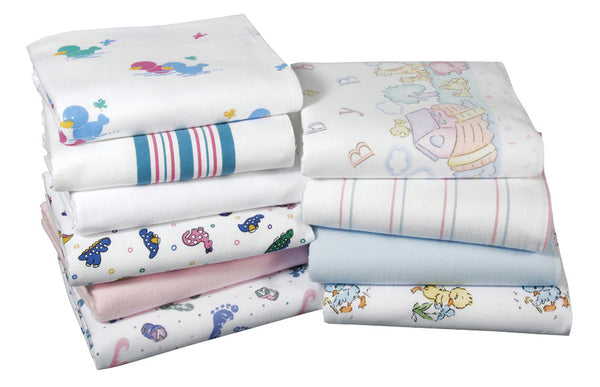 Kuddle-Up Baby Blankets (1 Dozen) - BH Medwear - 1