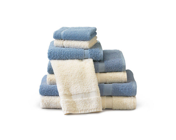 "BH""S Colored Terry Hand Towels (5  Dozen) - BH Medwear"