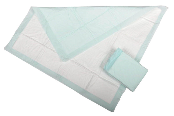 Protection Plus Polymer-Filled Disposable Underpads - BH Medwear