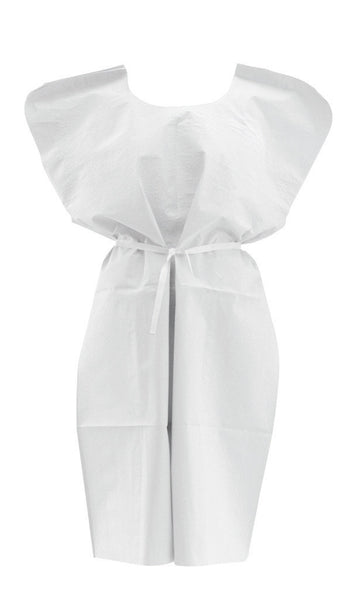Disposable Patient Gowns (50 per Case) - BH Medwear - 2
