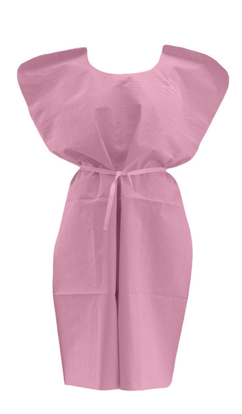 Disposable Patient Gowns (50 per Case) - BH Medwear - 3