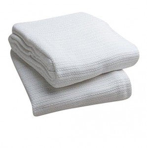 Open Weave Thermal Blankets (6 Pack)