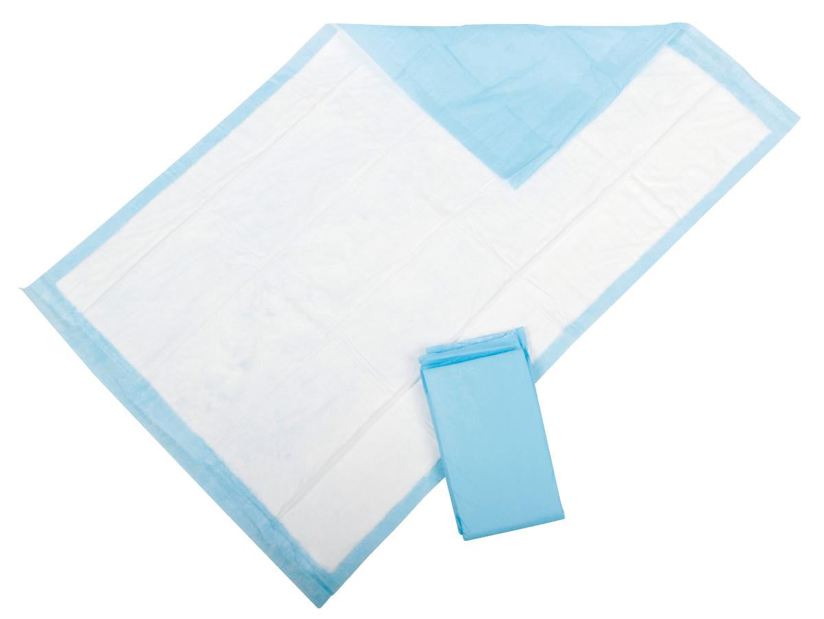 Protection Plus Fluff Filled Disposable Underpad Economy