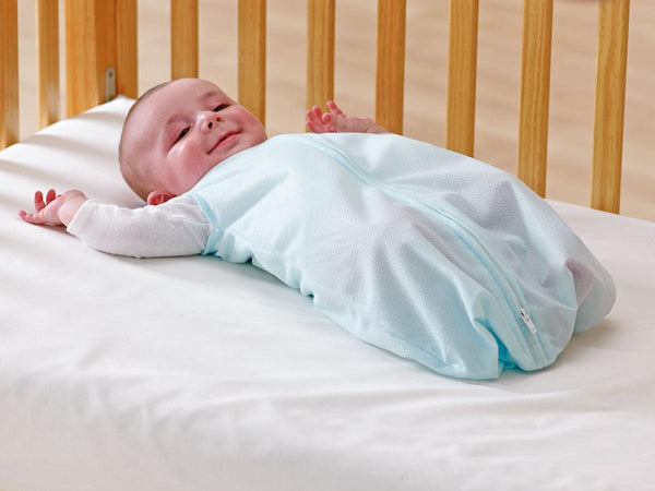 Infant Sleeveless Sleep Sack - BH Medwear