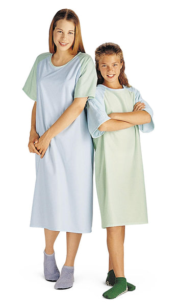 Teen Comfort-Knit Collection Gown (8-11 Years Old) - BH Medwear