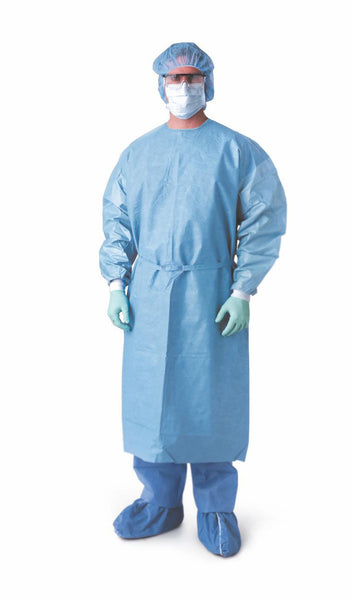 Prevention Trauma Chemo Gown (Case of 30) - BH Medwear