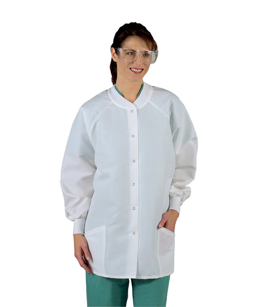 ResiStat Ladies' Warm-Up Jackets - BH Medwear