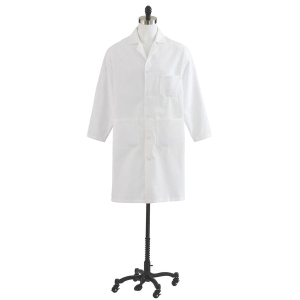 Men's Heavyweight Twill Lab Coat - BH Medwear - 1