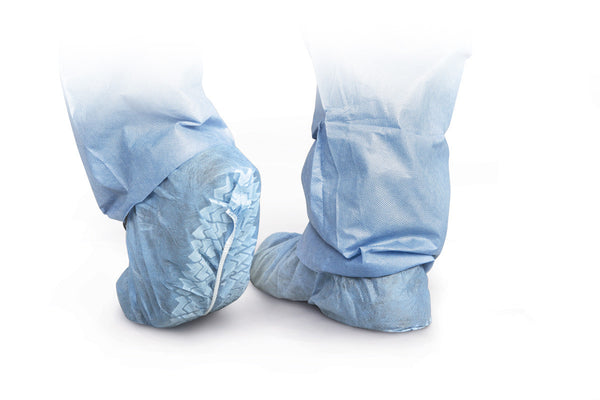 BH'S Standard Non-Skid Shoe Covers (150 Pairs per case) - BH Medwear