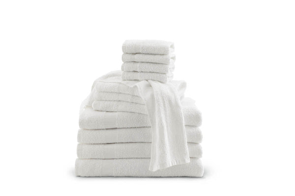Cotton Classic Bath Towels (4 Dozen) - BH Medwear