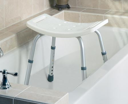 Shower Chair Knockdown No Back - BH Medwear - 2