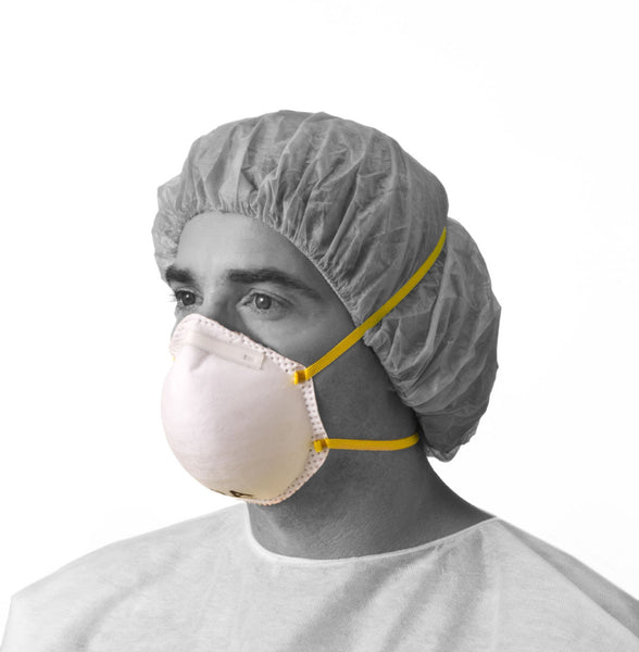Safety Zone Brand N95 Niosh Rated Masks (Case of 400) - BH Medwear