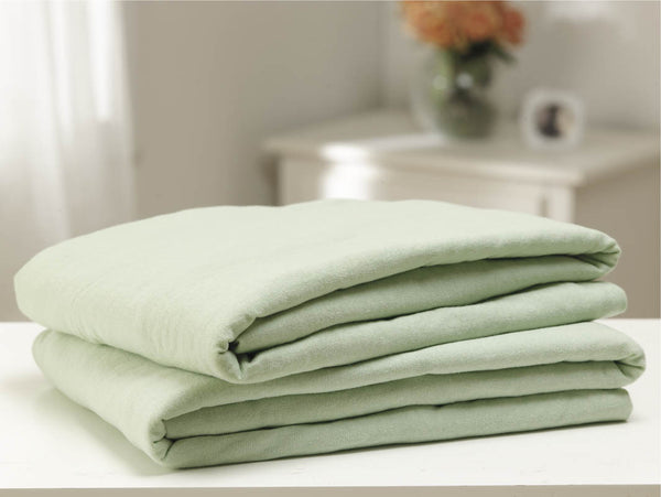 2 Dozen Soft-Span Knitted Sheets - BH Medwear