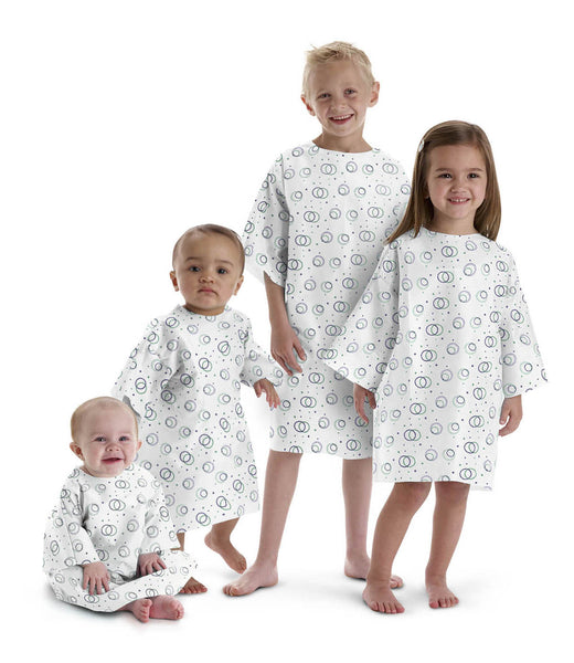 Disposable Pediatric Gown  (50 per Case) - BH Medwear - 1