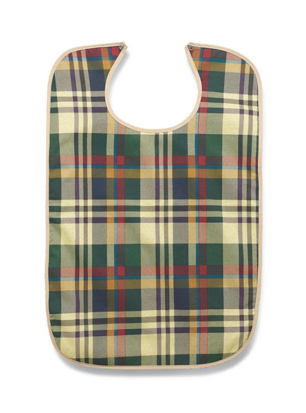 Impervious Tartan Clothing Protectors ( Case of 12) - BH Medwear
