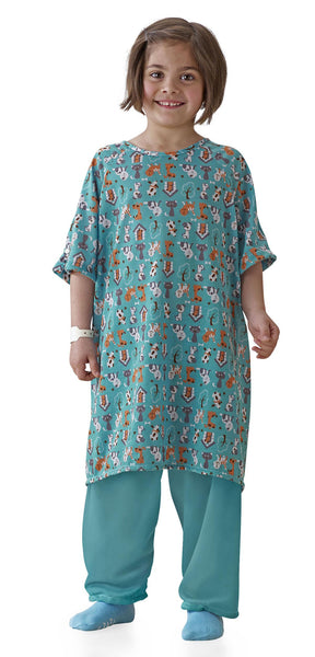 Pet Parade Pediatric Gowns - BH Medwear - 1