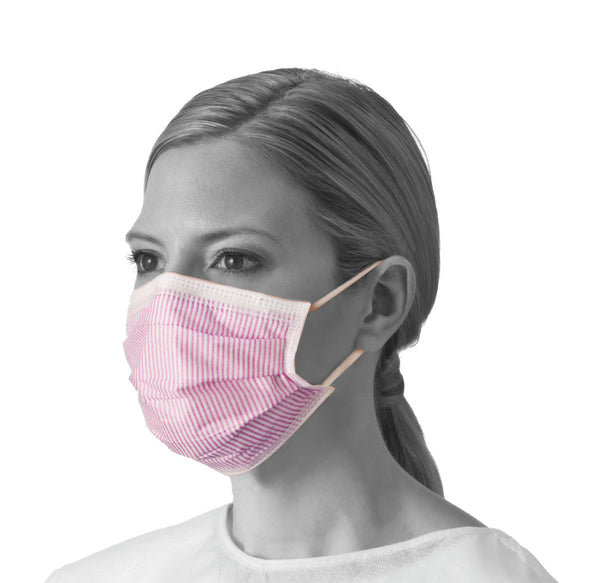 Fluid-Resistant Procedure Face Masks (Case of 300) - BH Medwear - 1
