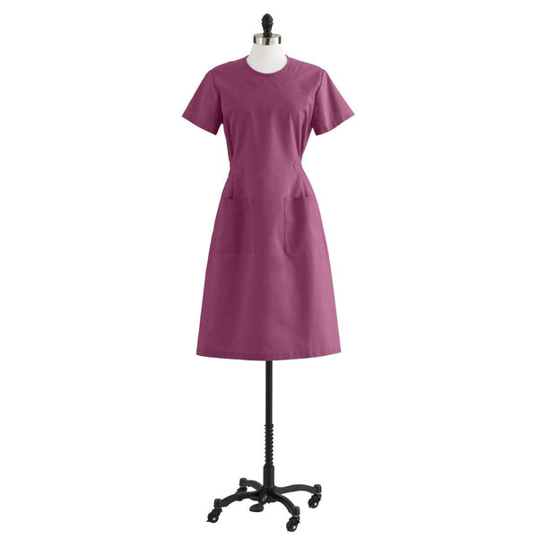 AngelStat Step-In Scrub Dress - BH Medwear - 1