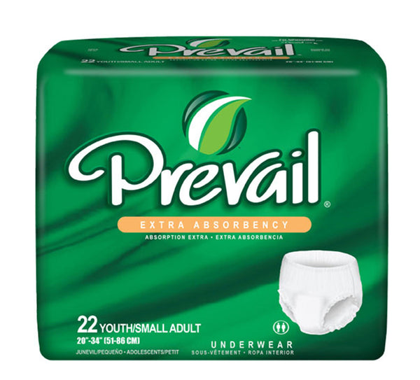 Prevail Protective Underwear - Extra and Super Plus Absorbency - BH Medwear - 1