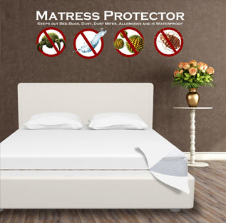 Zippered Mattress Protectors