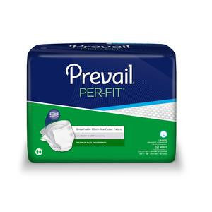 Prevail Per-fit Frontal Tape Briefs - BH Medwear - 1