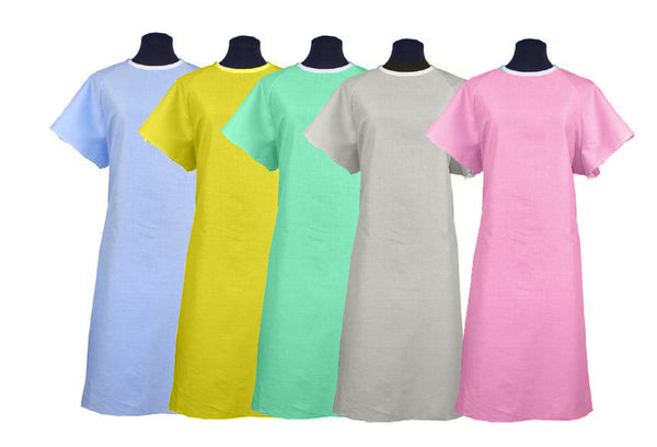 BH Patient/Hospital Gowns - BH Medwear - 1