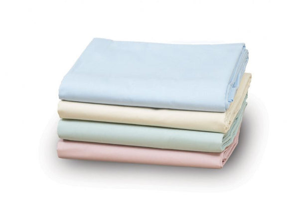 2 Dozen T180 Solid Color Contour Fitted Sheets - BH Medwear - 2