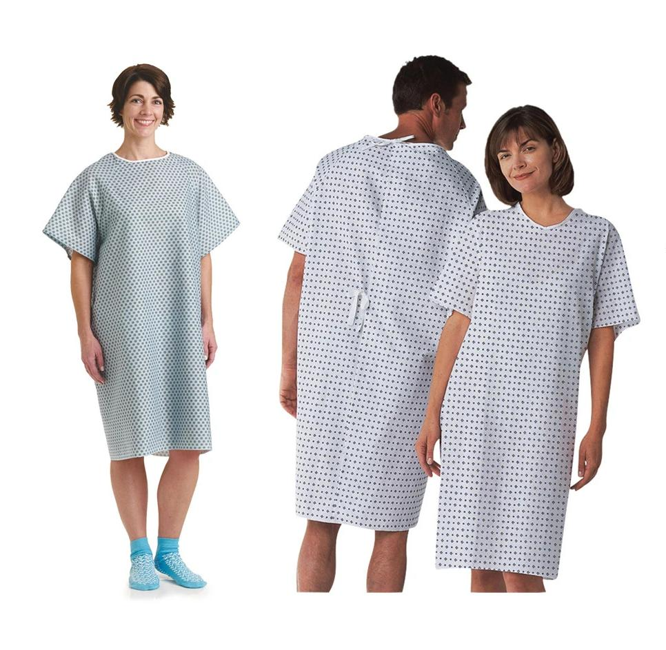 Special Hospital Gown 3 Pack - BH Medwear